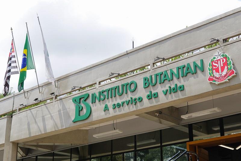 Instituto Butantan, localizado no bairro do Butanta, zona Oeste de São Paulo