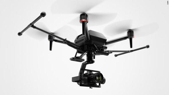 Drone da Sony