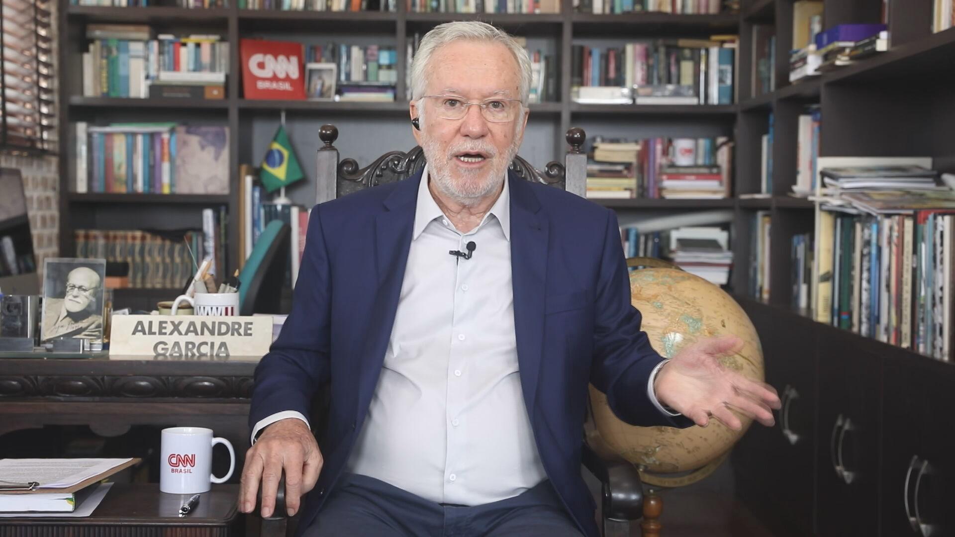 Alexandre Garcia no quadro Liberdade de Opinião (14.jan.2021)