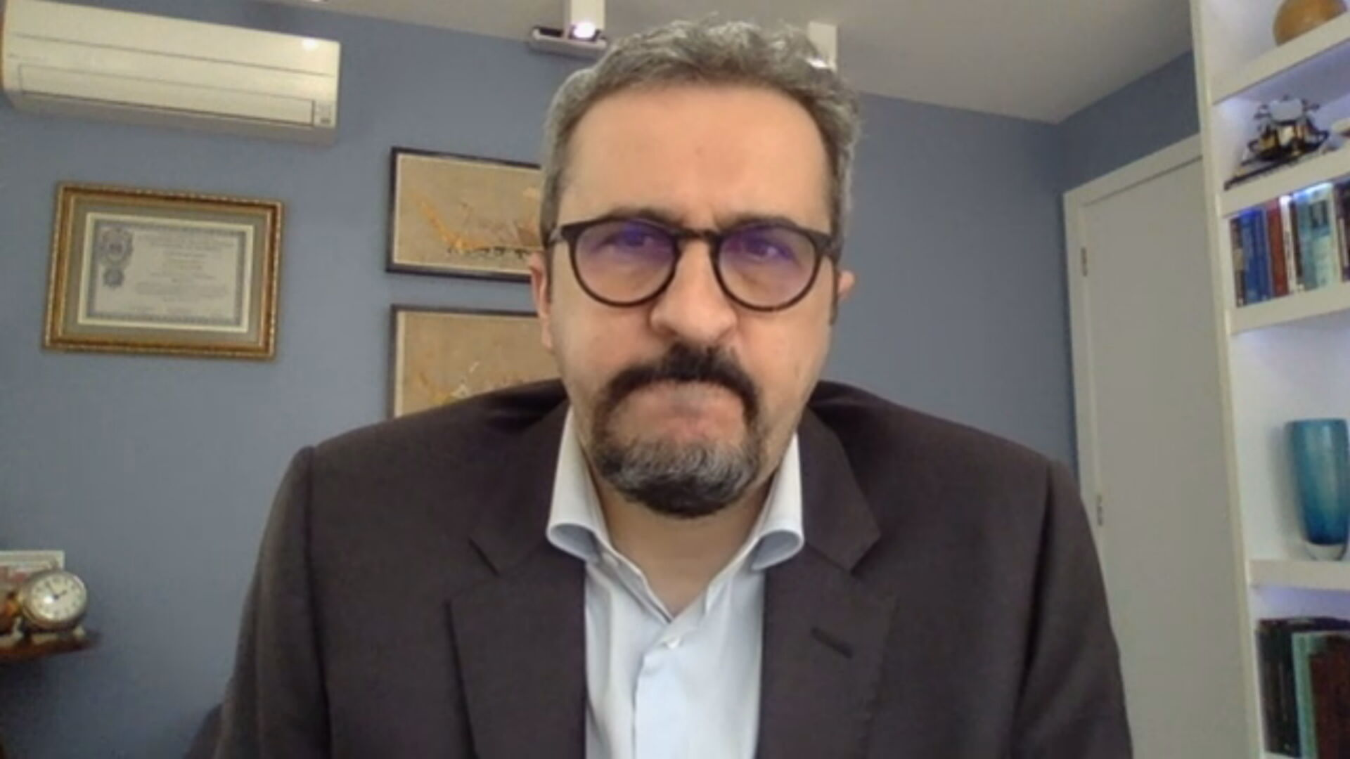 José Gallucci Neto, psiquiatra e pesquisador do IPq da USP (14.jan.2021)