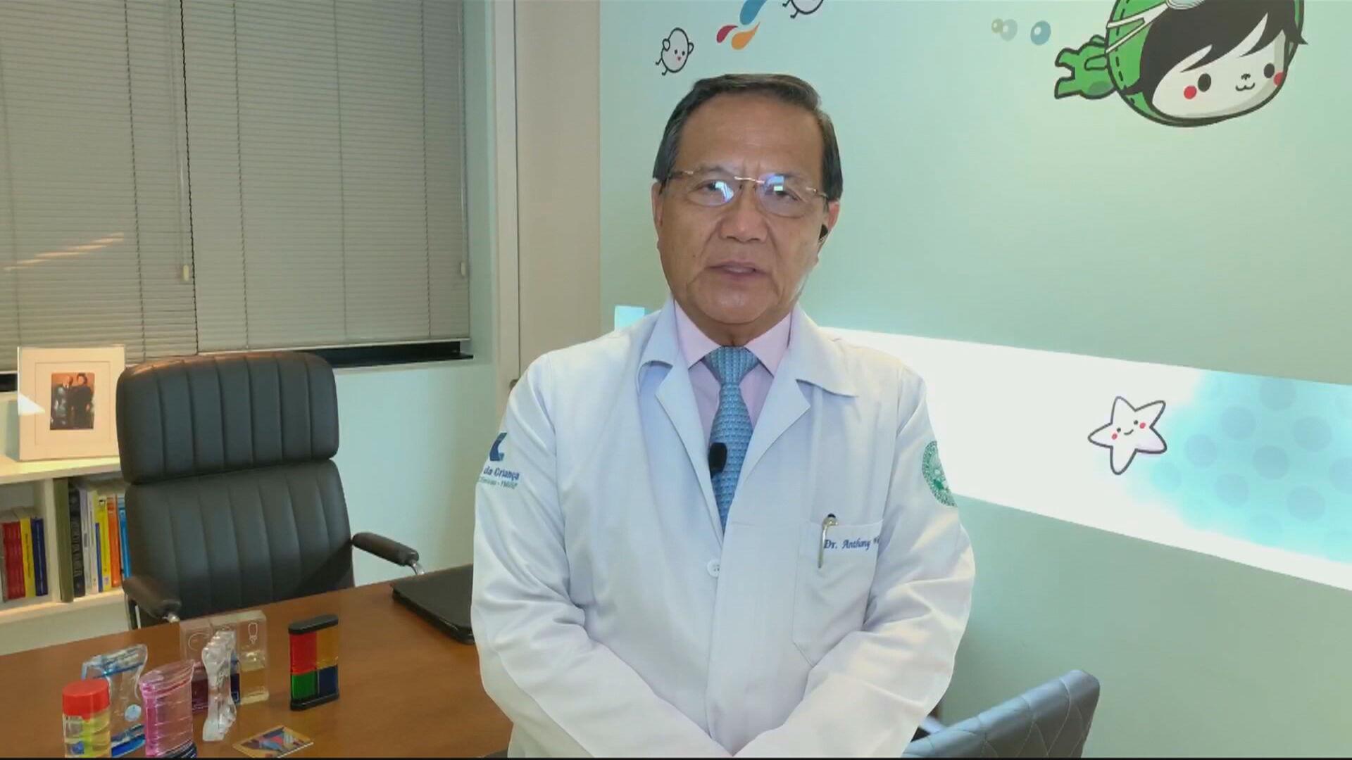 Morre o pediatra e toxicologista Anthony Wong