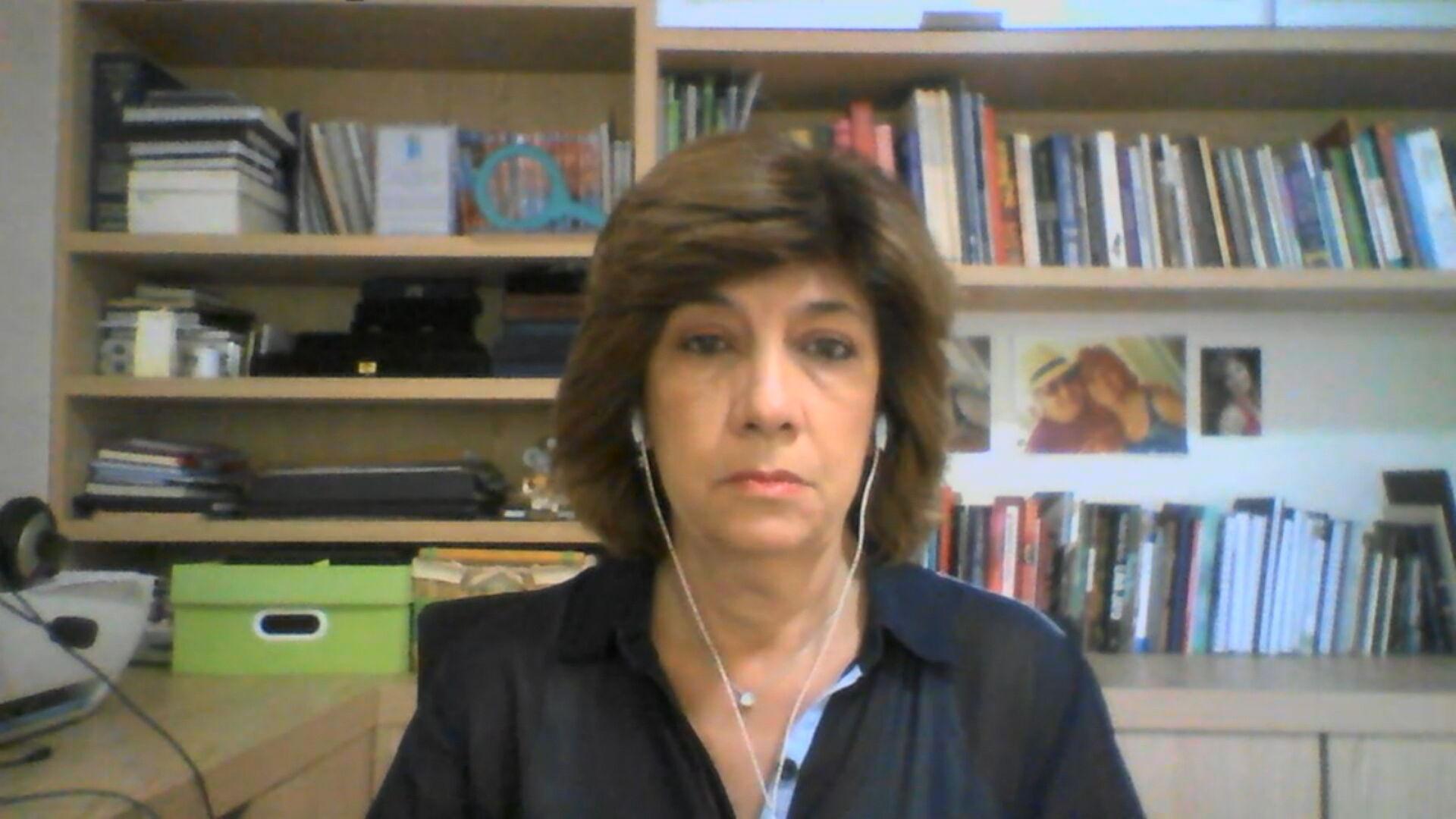 Epidemiologista Carla Domingues