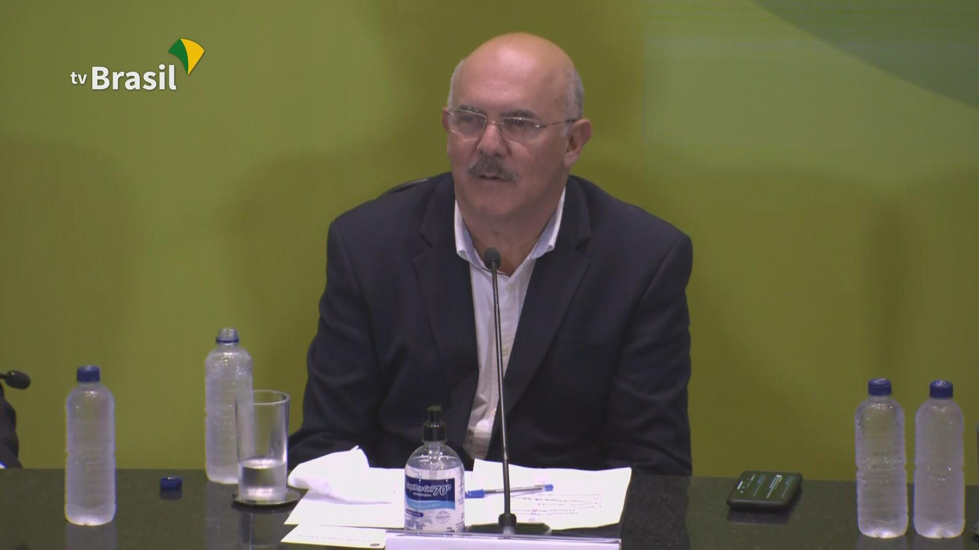 Ministro da Educação Milton Ribeiro elogiou aplicação do Enem