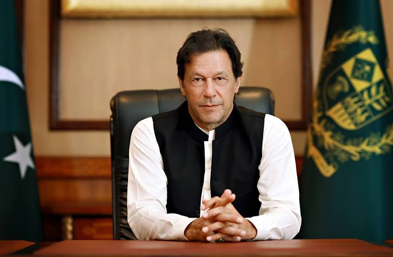 Primeiro-ministro do Paquistão Imran Khan