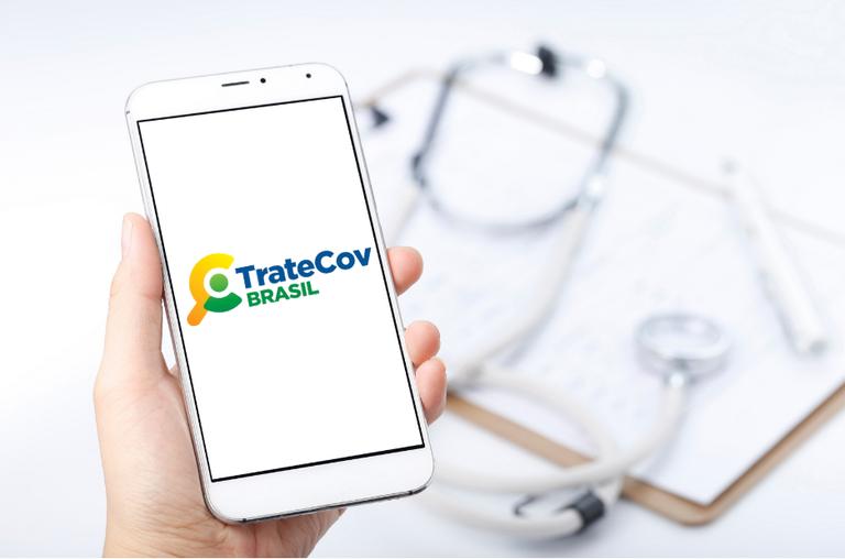 Aplicativo do Ministério da Saúde, TrateCOV