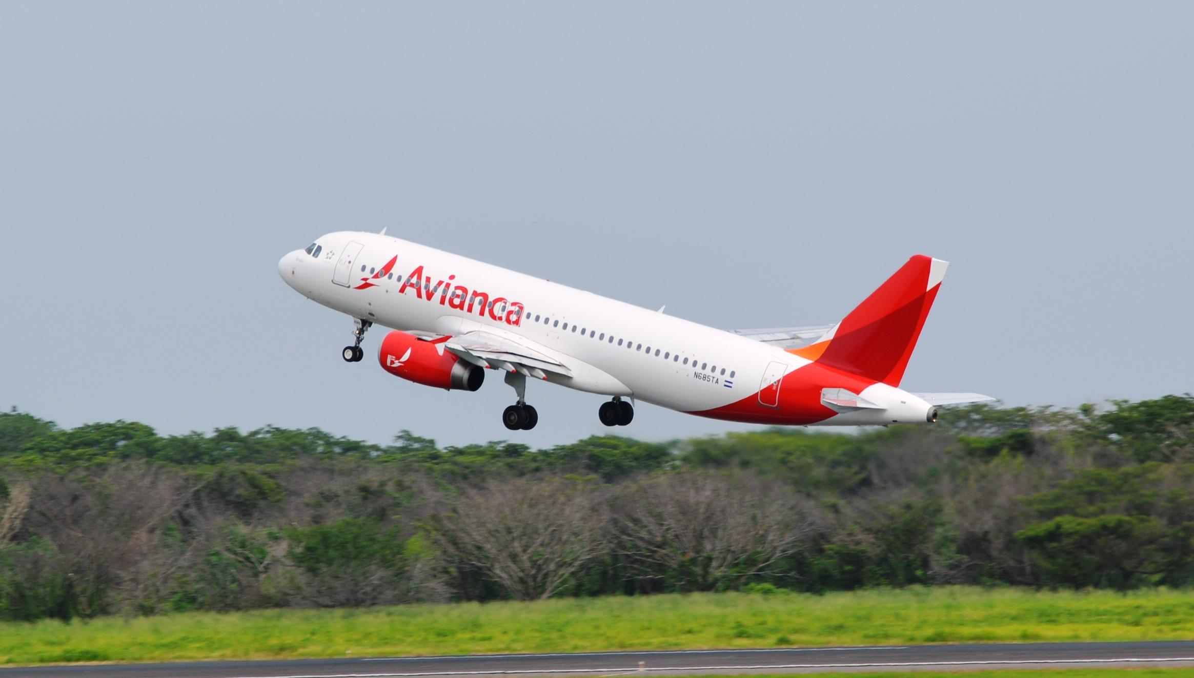 Avião da Avianca (Colômbia)