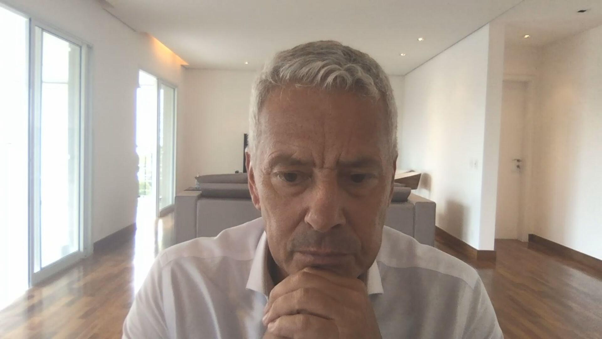João Gabbardo falou sobre compra de novas doses da Coronavac