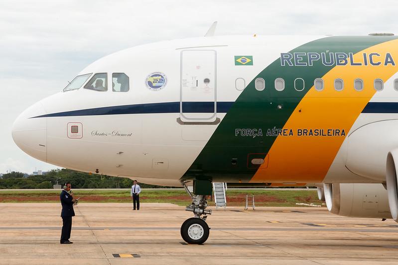 Avião da Força Aérea Brasileira (FAB)