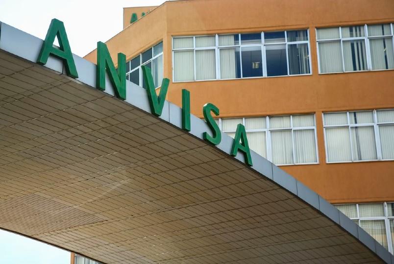 Fachada da sede da Agência Nacional de Vigilância Sanitária (Anvisa)