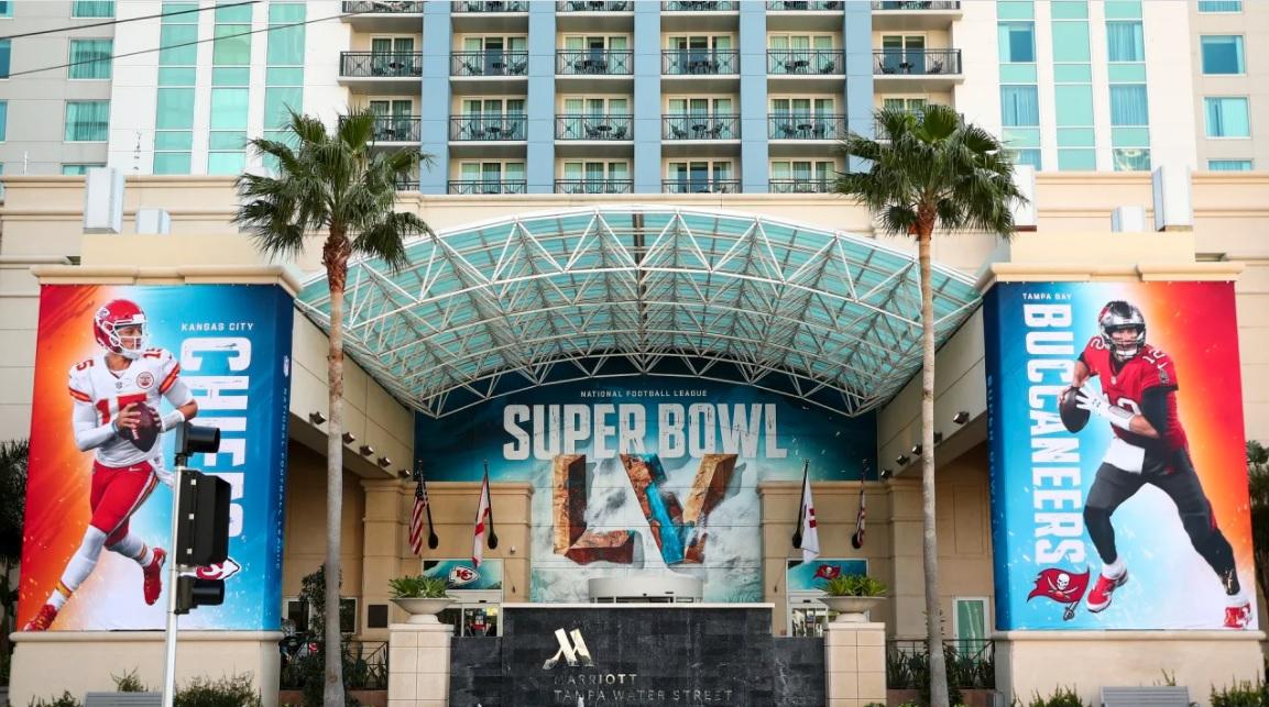Super Bowl acontece neste domingo (7)