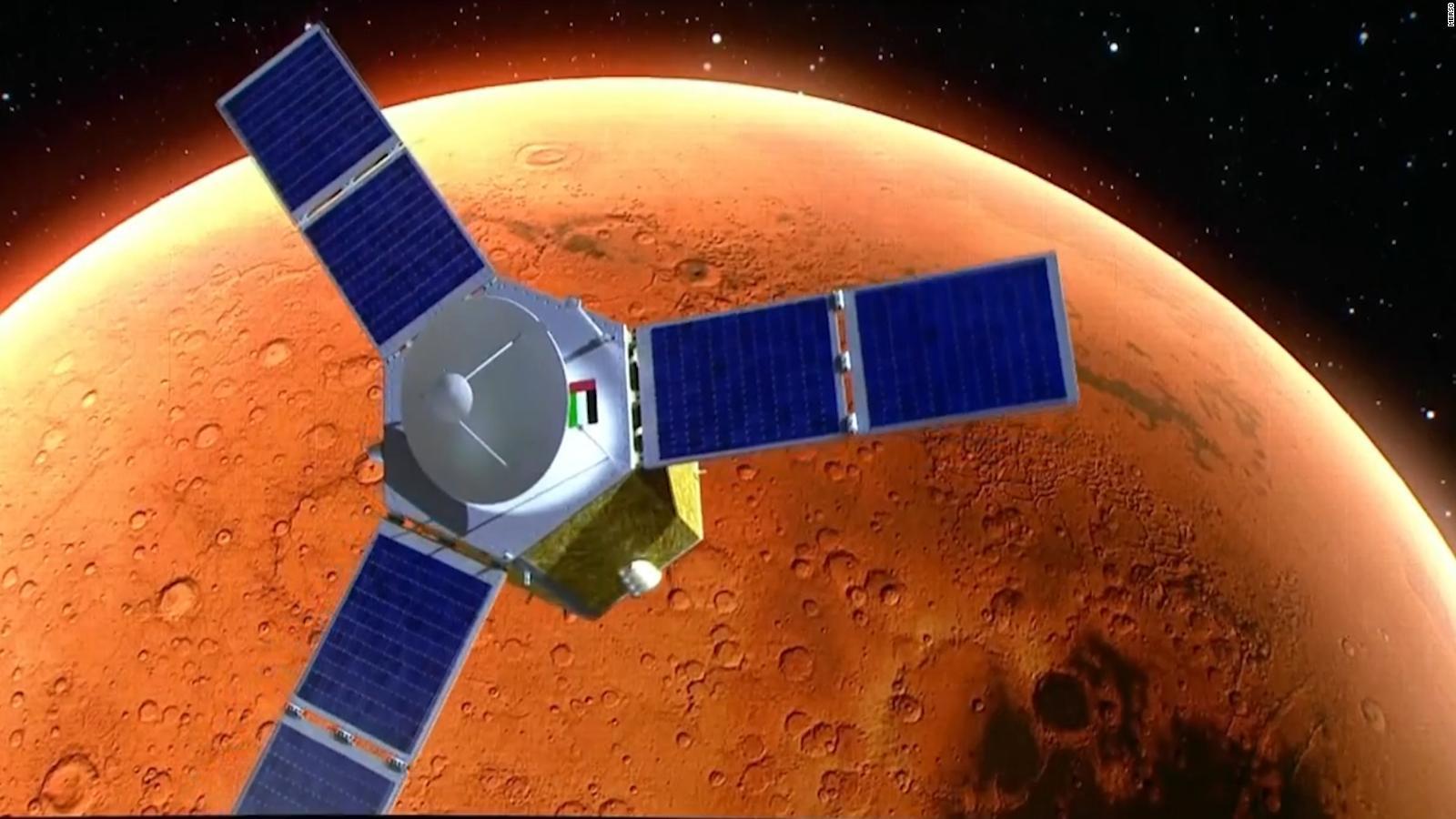 Missão espacial Emirados Árabes