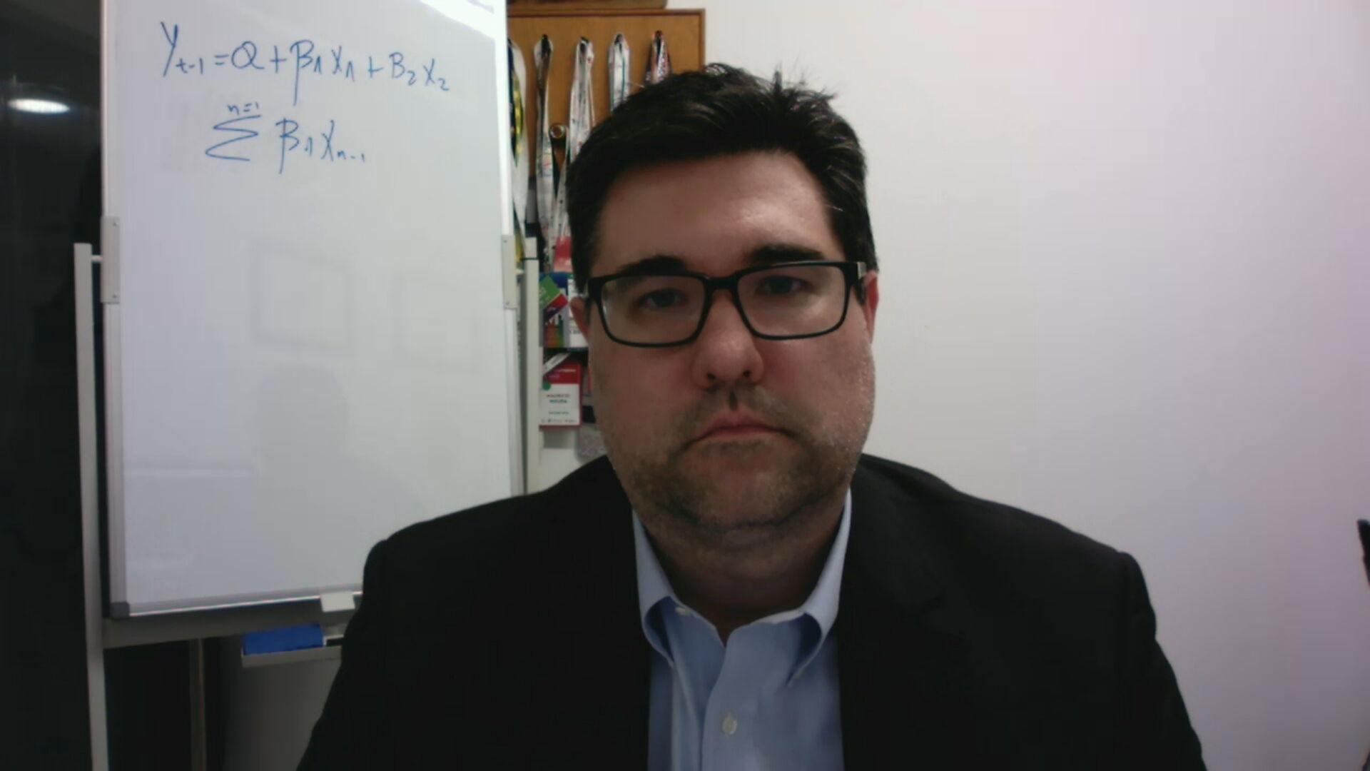 Maurício Moura,fundador do Instituto de Pesquisas Idea (09.fev.2021)
