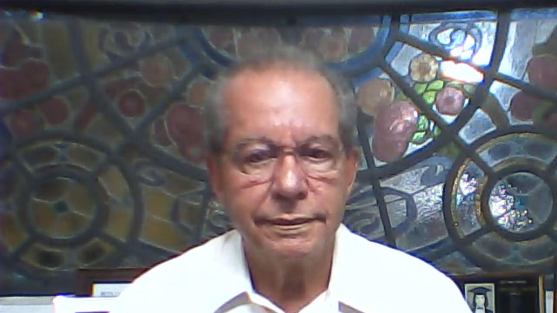 José Aníbal,ex-senador e ex-presidente do PSDB (10.fev.2021)