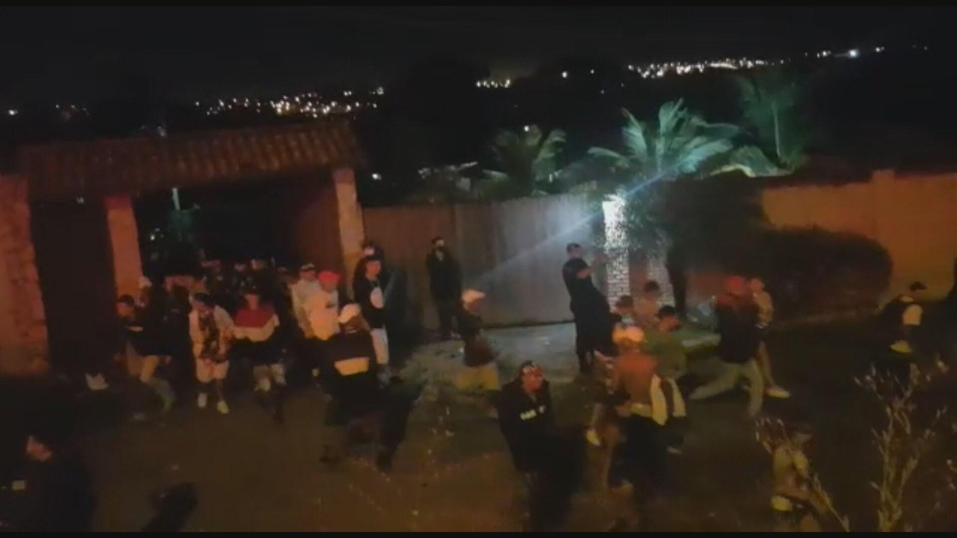 Mais de 15 festas clandestinas foram interditadas em Campinas-SP