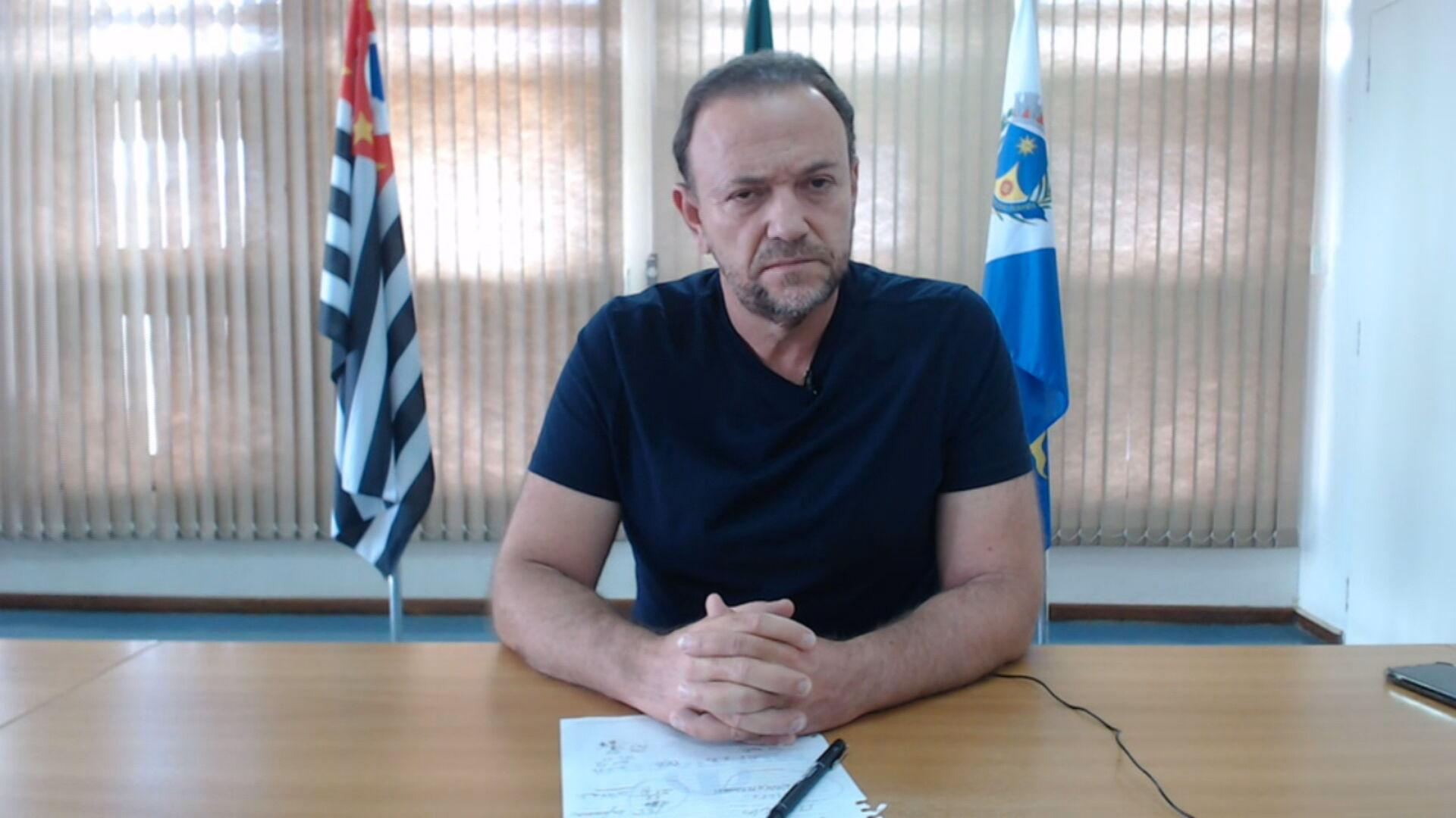 O prefeito de Araraquara Edinho Silva (PT) falou sobre novo lockdown na cidade
