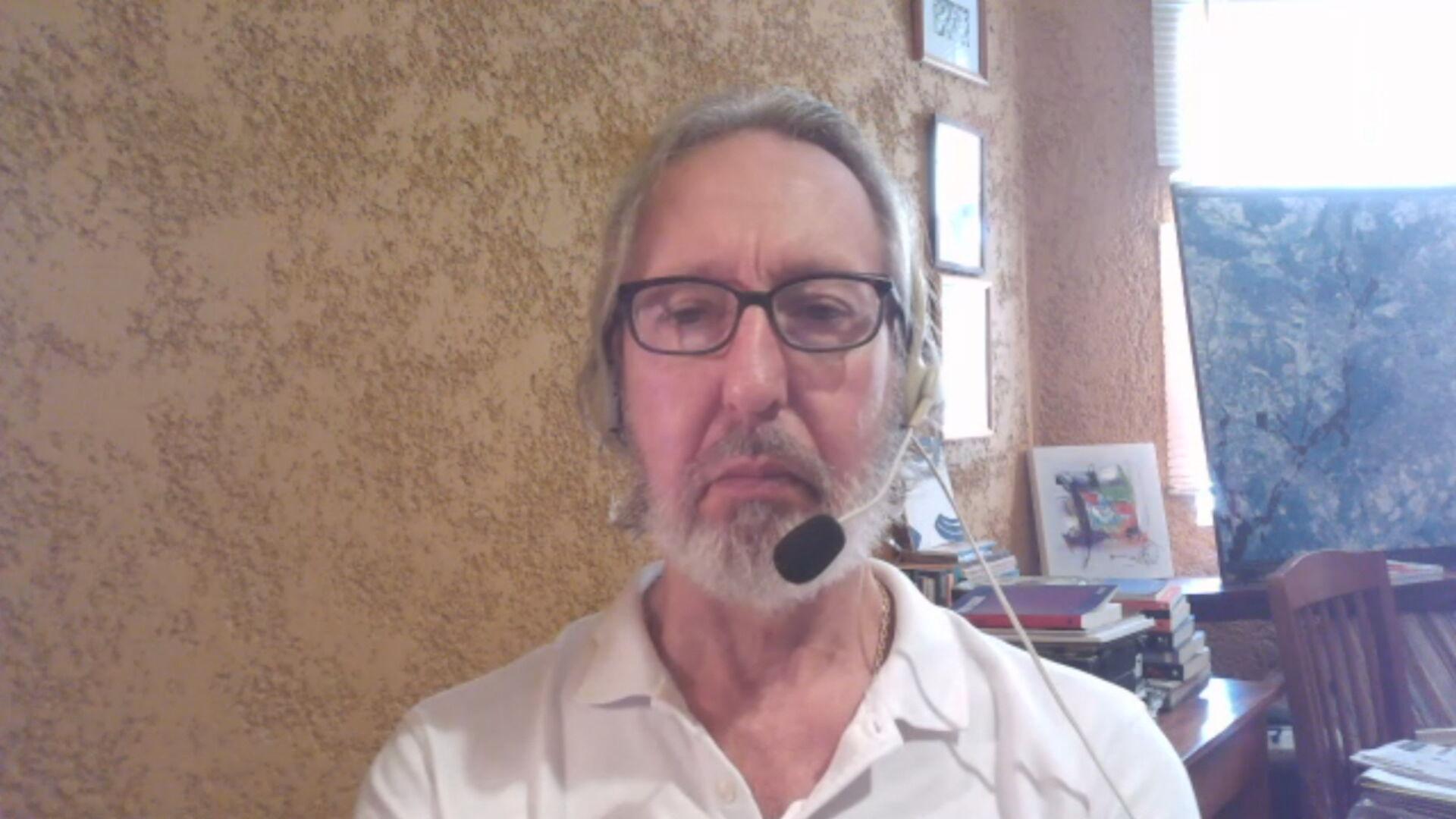Claudio Maierovitch, médico sanitarista da Fiocruz Brasília