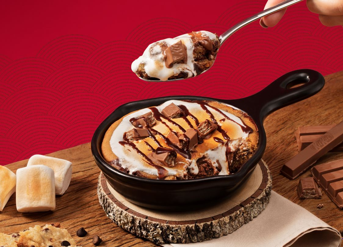 S'more do Outback