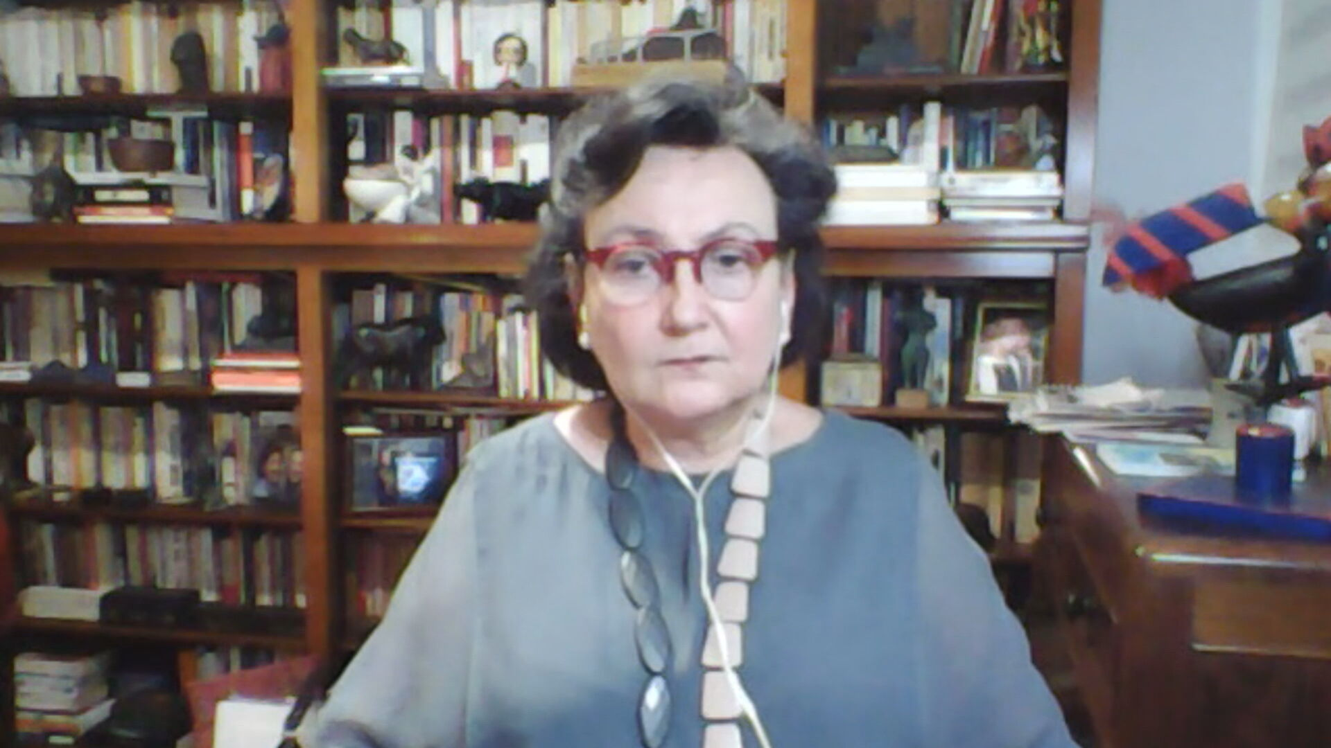 A pesquisadora da Fiocruz Margareth Dalcomo (02.mar.2021)