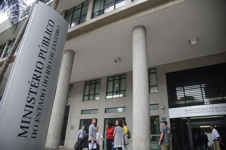 Ministério Público do Estado do Rio de Janeiro, no centro da cidade