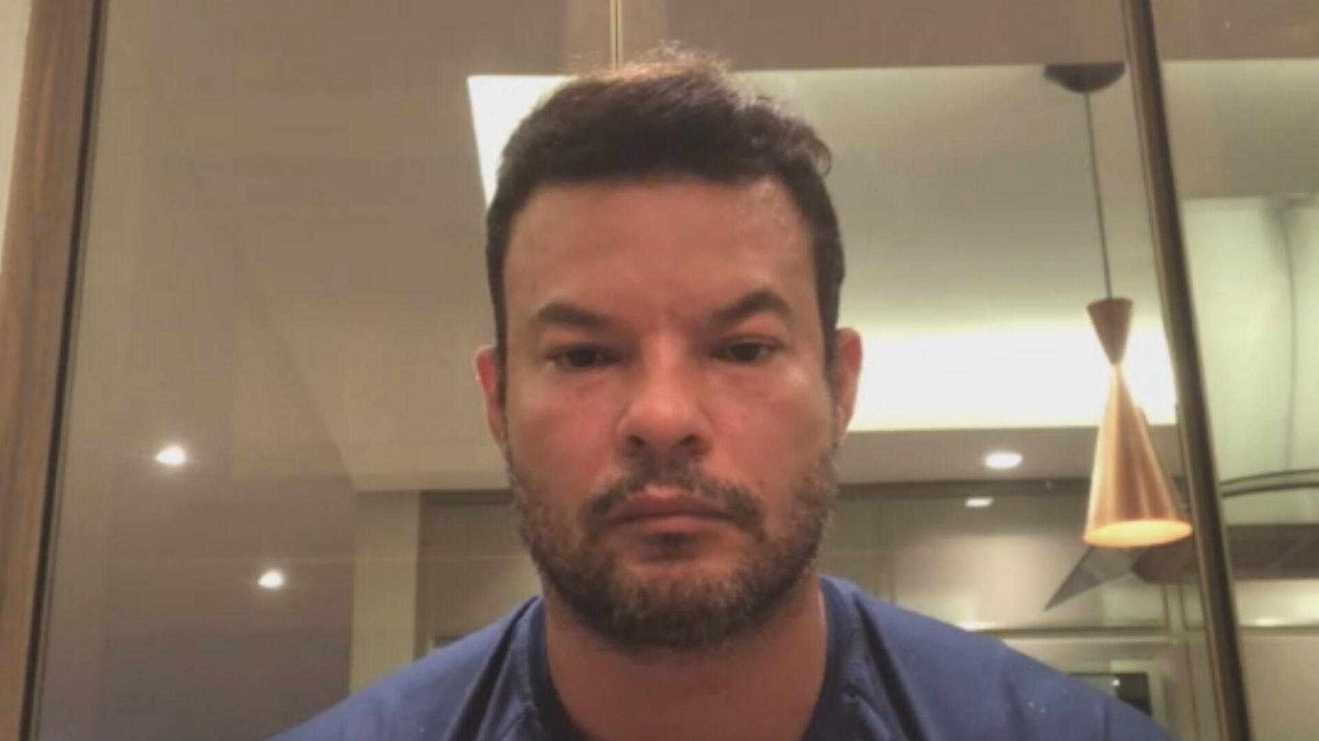 O médico do Samu, Pedro Julião (04.mar.2021)