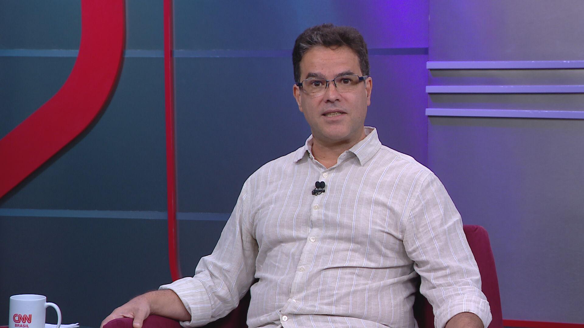 O economista Naércio Menezes Filho, professor do Insper