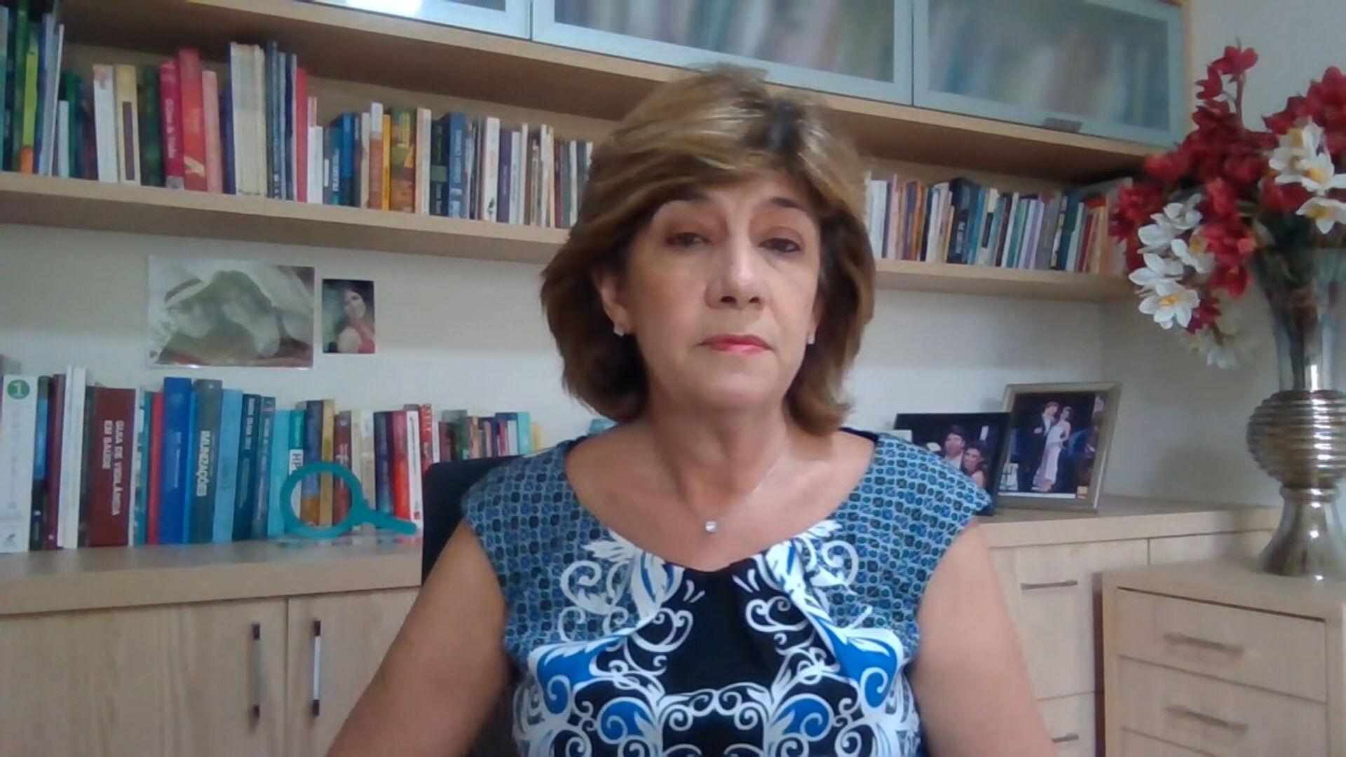A ex-coordenadora do PNI Carla Domingues falou do aumento de infecções de Covid