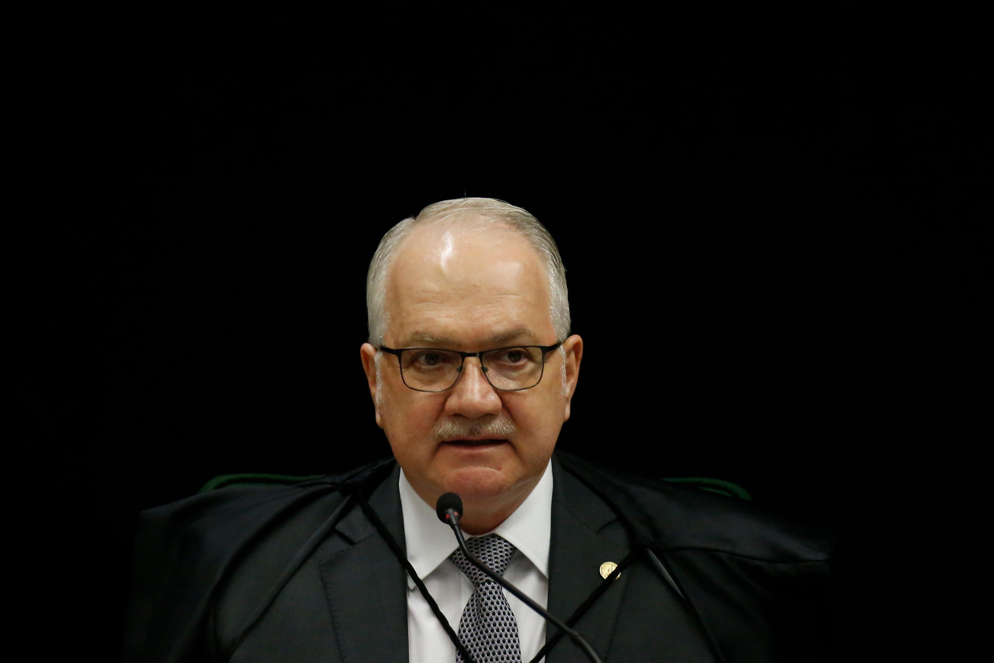 O ministro do STF (Supremo Tribunal de Justiça), Edson Fachin