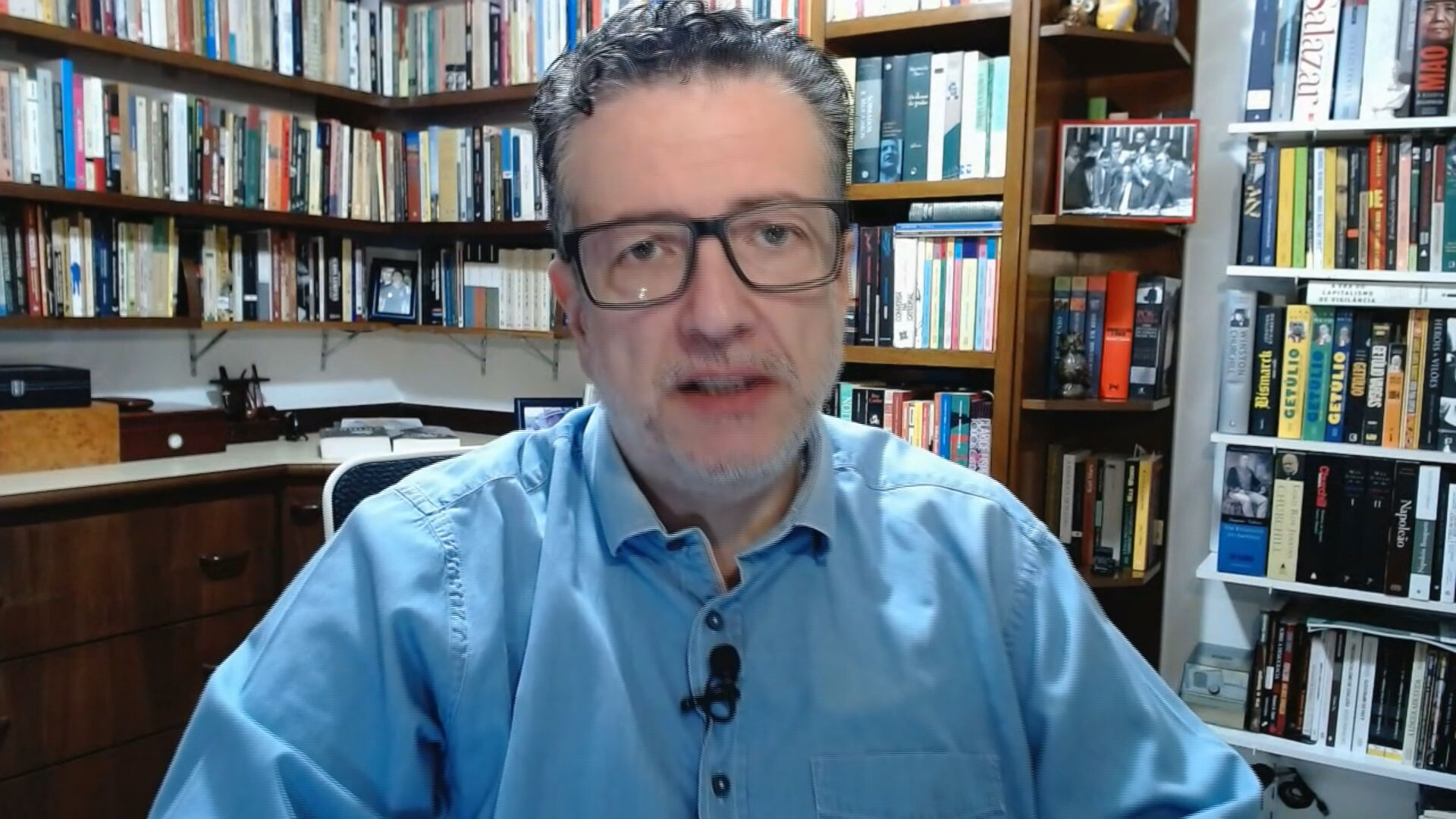 O cientista político Carlos Melo (10.mar.2021)
