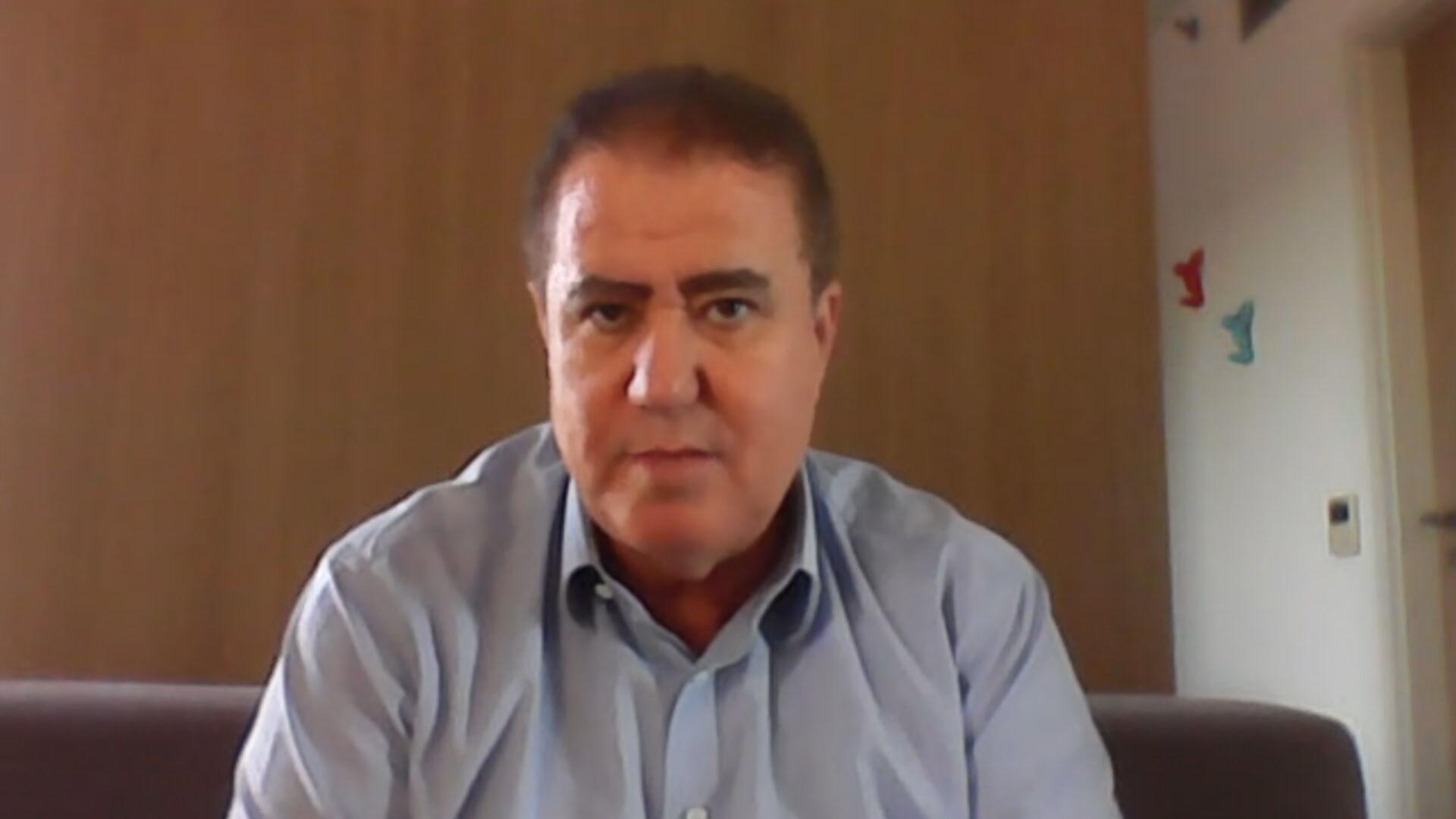 Presidente da Frente Nacional de Prefeitos, Jonas Donizette