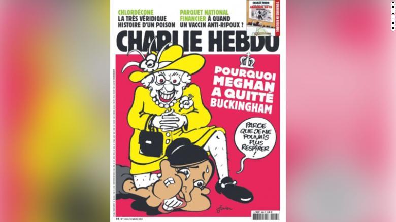 Reprodução Charlie Hebdo