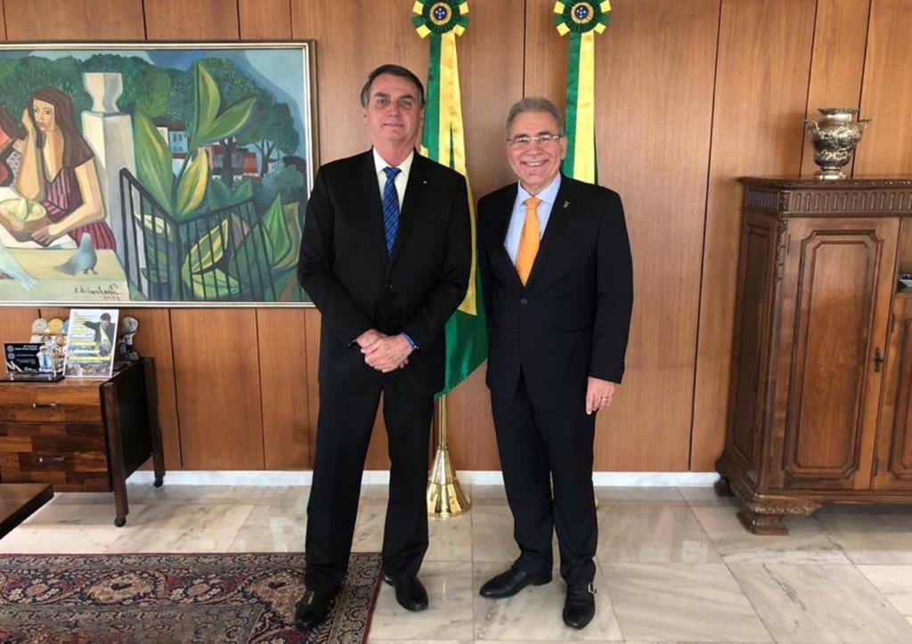 Marcelo Queiroga aceita convite de Jair Bolsonaro para o Ministério da Saúde