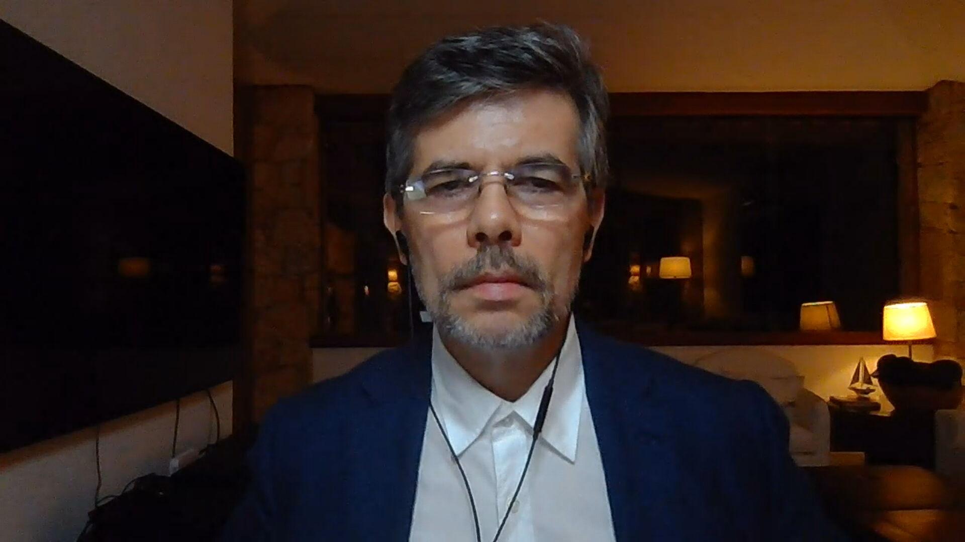 O ex-ministro da Saúde Nelson Teich (15.mar.2021)