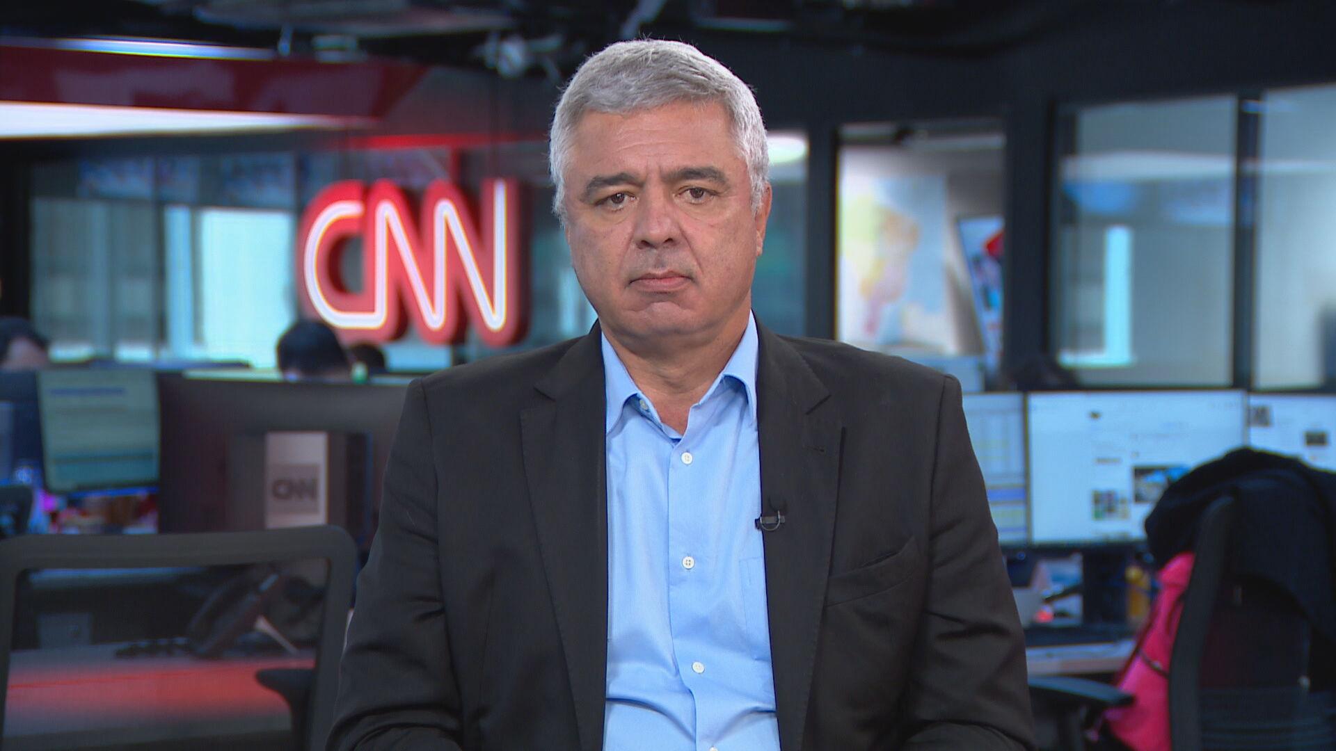 Major Olimpio em entrevista à CNN em maio de 2020