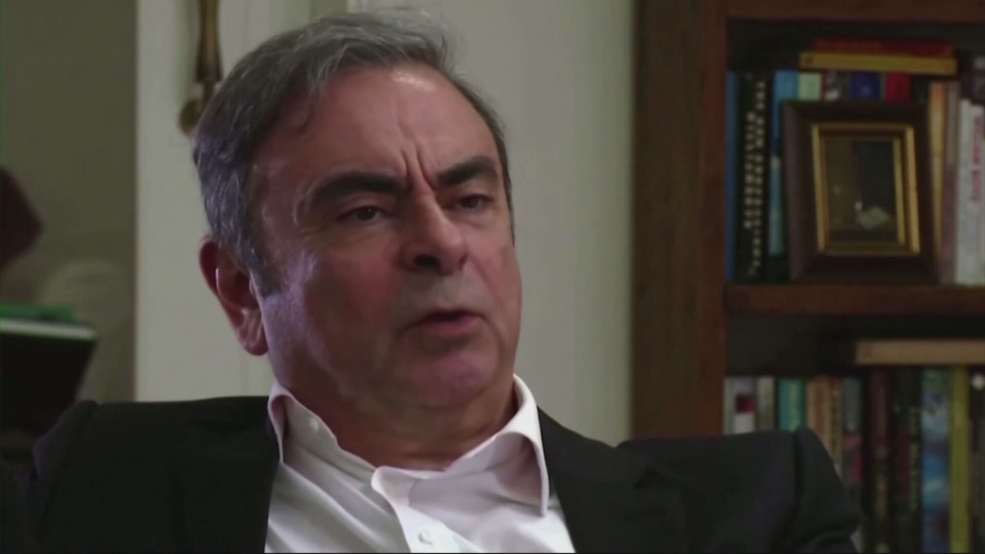 Carlos Ghosn, ex-executivo da Nissan (23.mar.2021)