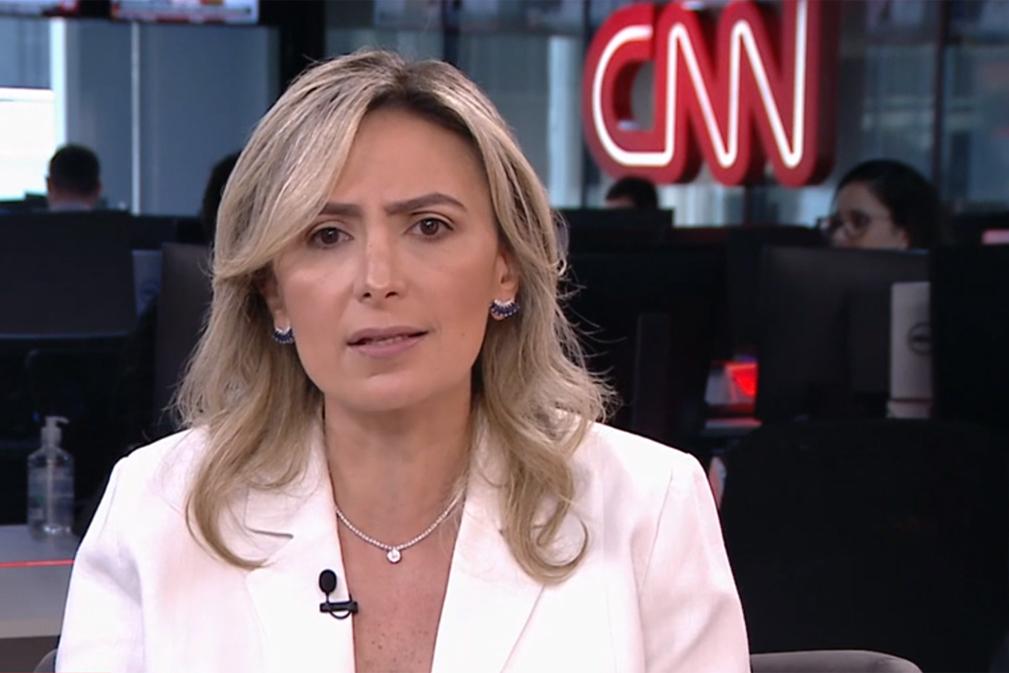A médica cardiologista Ludhmilla Hajjar em entrevista à CNN