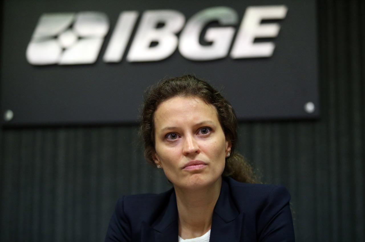 Susana Cordeiro Guerra pediu demissão da presidência do IBGE nesta sexta-feira