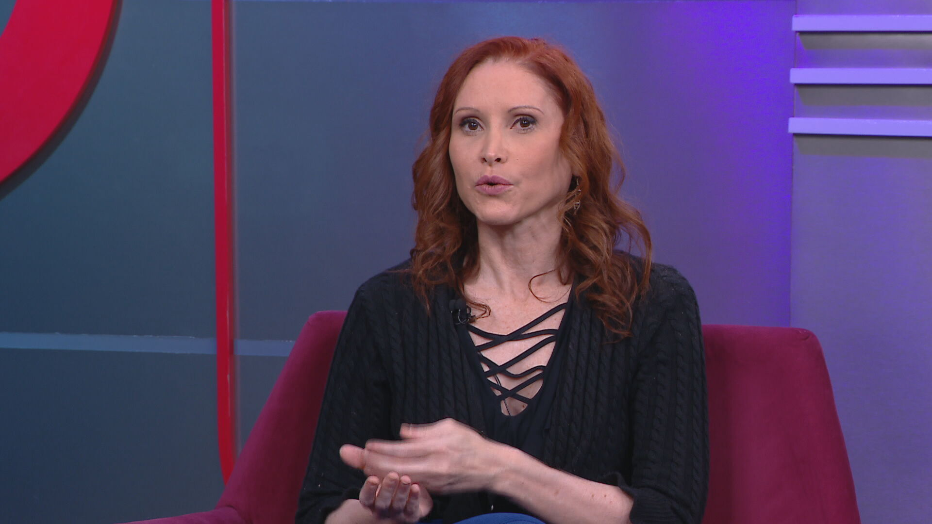 A microbiologista Natalia Pasternak (26.mar.2021)