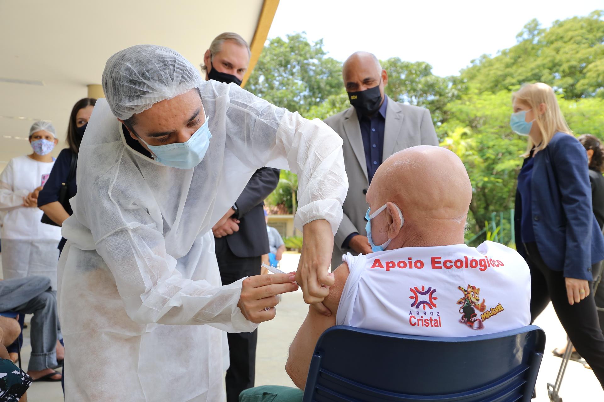 Vacinação em Goiânia