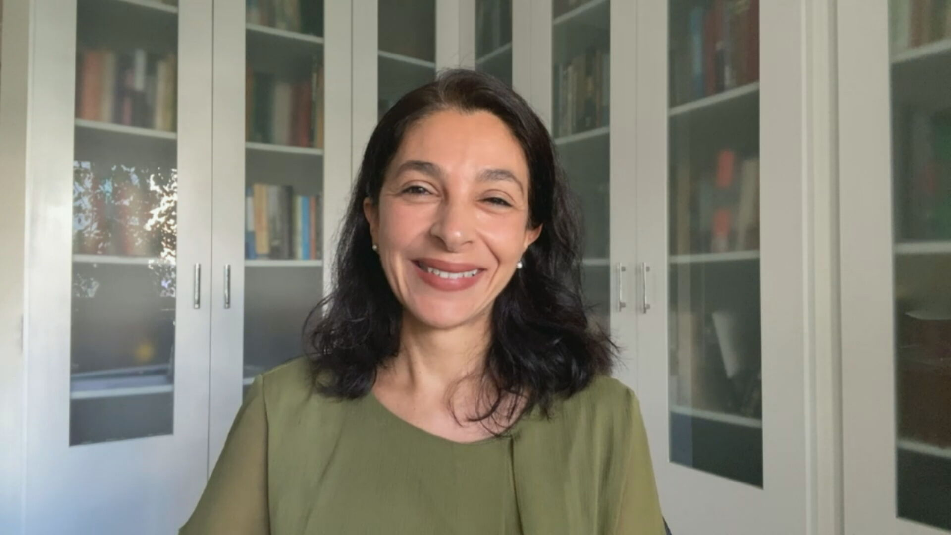 A médica infectologista Fabiane Sztajnbok, do Instituto Emílio Ribas