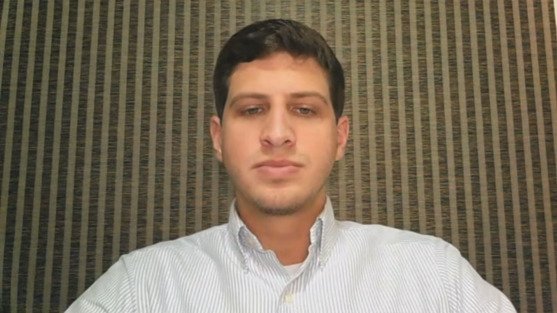 O prefeito do Recife, João Campos (PSB)