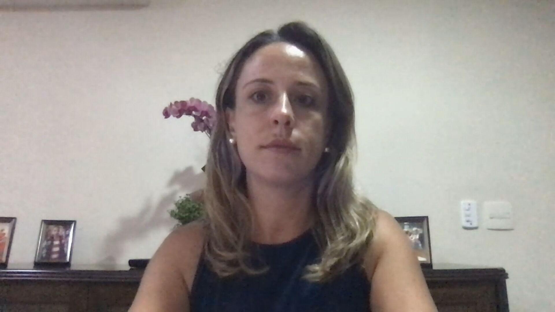 CEO da Farmacore, Helena Faccioli explicou a fase de testes da Versamune