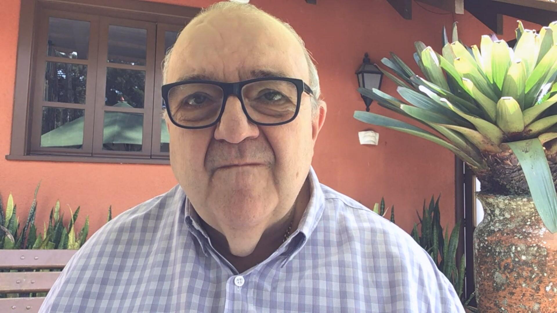 O prefeito de Curitiba Rafael Greca falou sobre a importância do lockdown