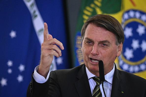 Jair Bolsonaro, fevereiro de 2020