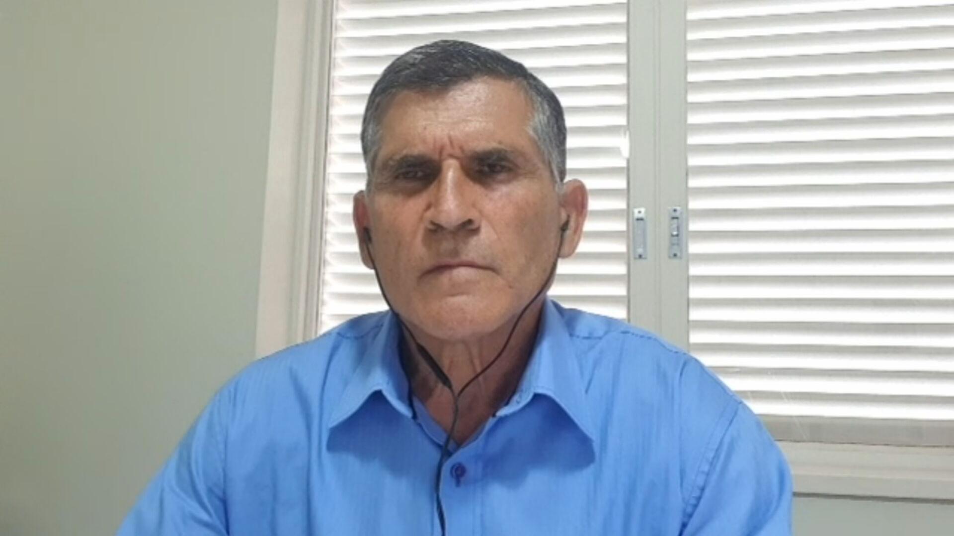 General Santos Cruz, ex-ministro da Secretaria de Governo (30.mar.2021)