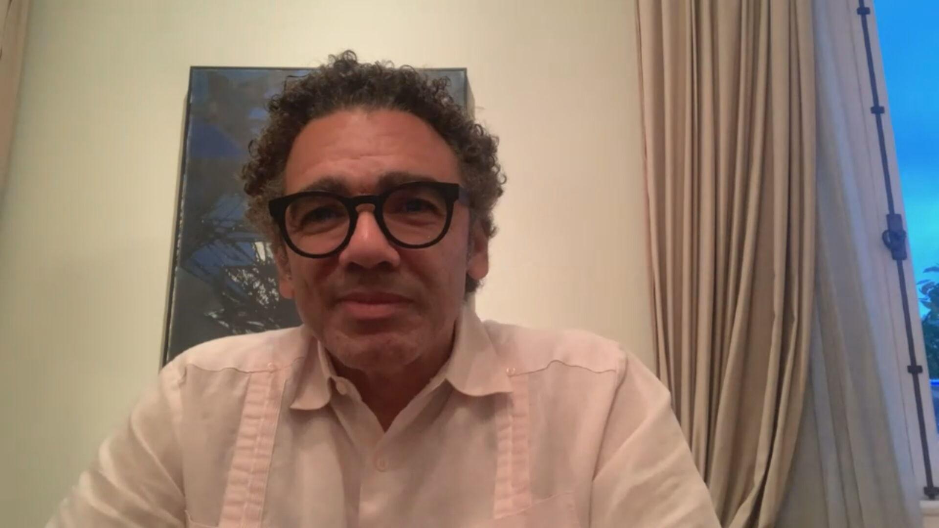 Músico Wilson Simoninha lamenta morte do cantor Agnaldo Timóteo