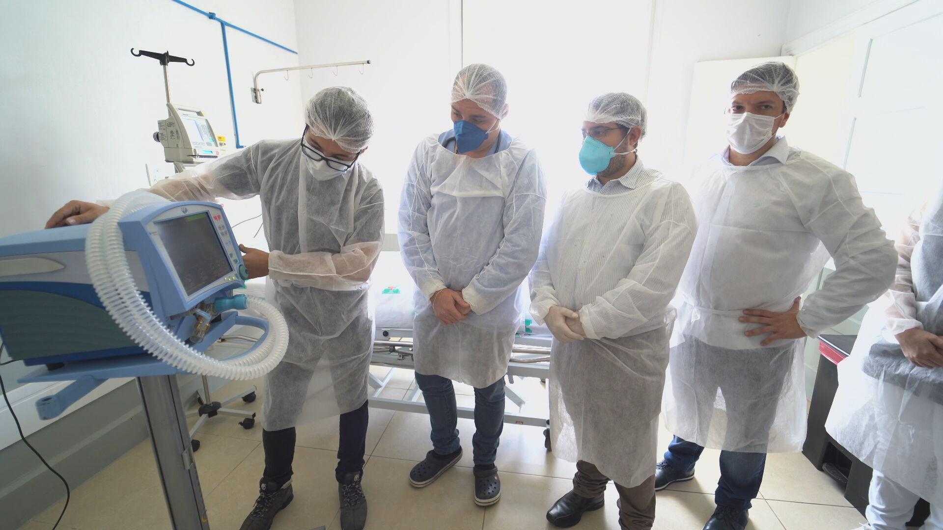 Empresas doam equipamentos a hospitais e apoiam a ciência durante pandemia (05.a