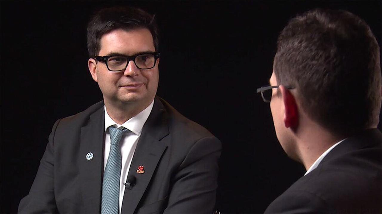 Dr. Otávio Berwanger fala no 40º Congresso da SOCESP