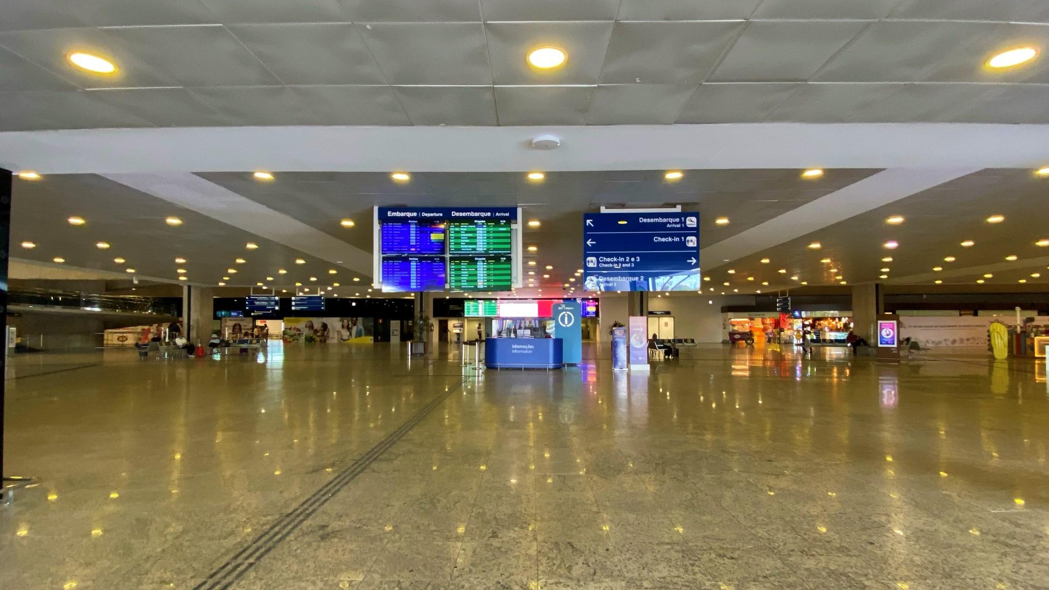 Aeroporto de Confins, BH Airport
