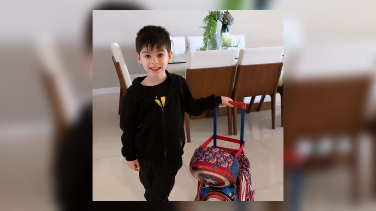 Henry Borel, de 4 anos, morreu em 8 de março