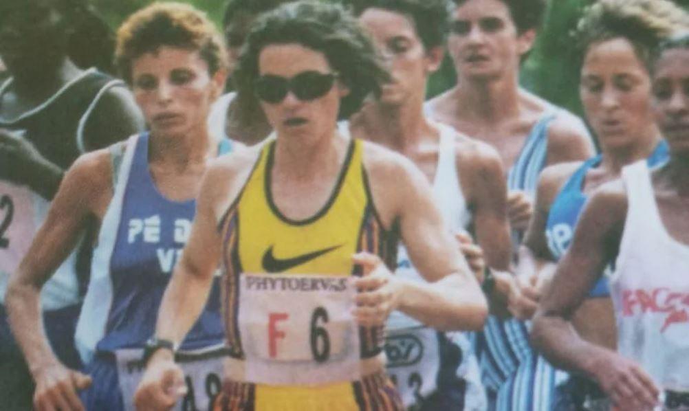 Roseli Aparecida Machado, atleta olímpica e campeão da São Silvestre de 1996